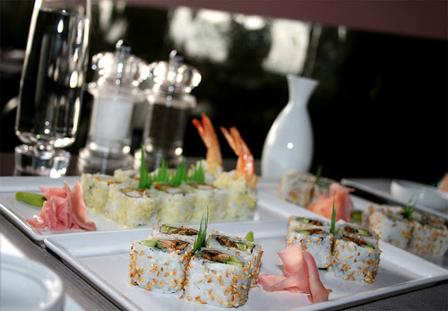 Top 6 Tips for Safe Gluten Free Dining at a Sushi Restaurant. http://fearlessdining.com #glutenfree