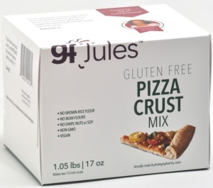 GF Jules Pizza Crust and Giveaway! image