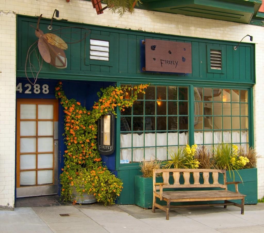 Firefly restaurant image