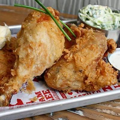 Prop Chix Fried #glutenfree
