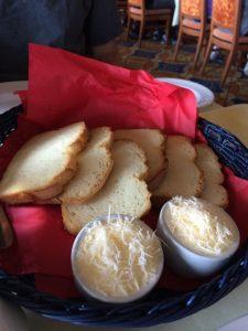carnival bread