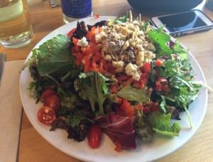Blue Line salad