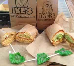 Ike's Sandwiches crop